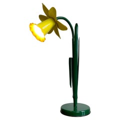 Bliss Daffodil Table Lamp, 1980's