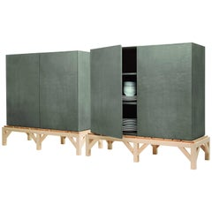 Blocconne Hutch by Marcantonio & Mogg