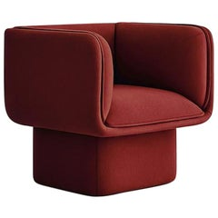 Block Armchair by Studio Mut