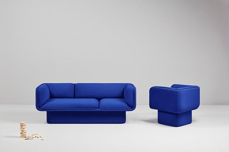 Block Armchair, Studio Mut For Sale 1