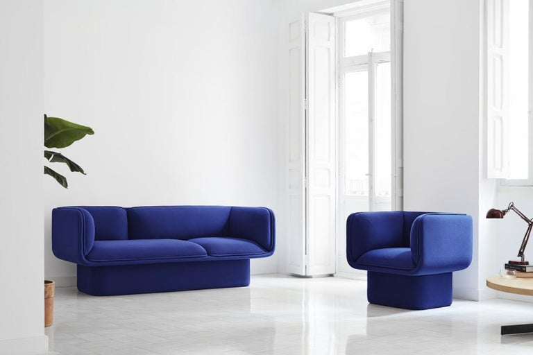 Block Armchair, Studio Mut For Sale 2