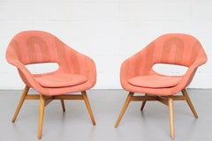Block Shop x Amsterdam Modern Collaboration on Miroslav Navrátil Bucket Chairs