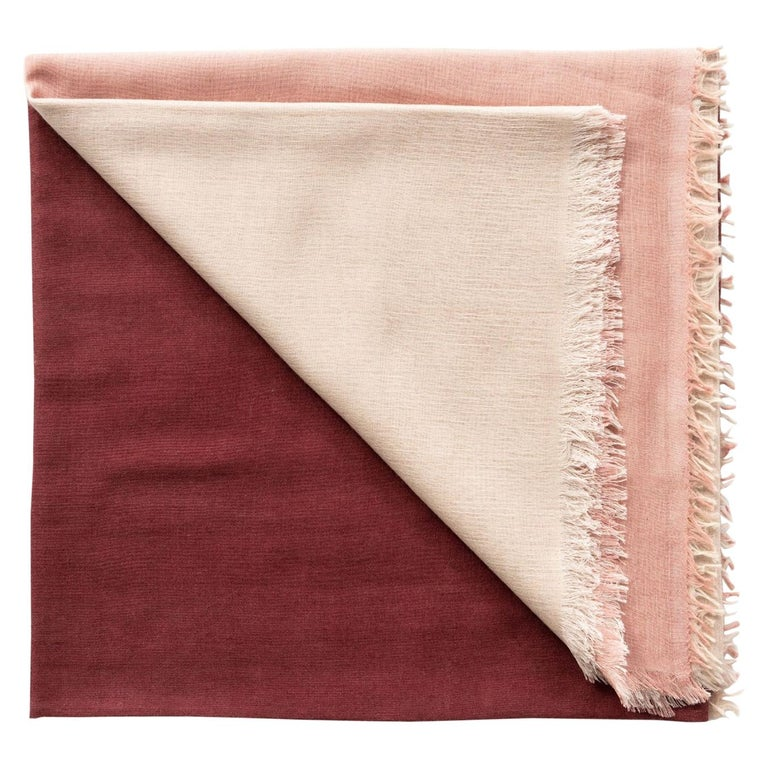 BLOK ROSEWOOD  Scarf / Wrap / Shawl  For Sale