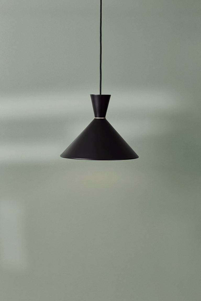 Modern Bloom Pendant Lamp, by Svend Aage Holm Sorensen from Warm Nordic For Sale
