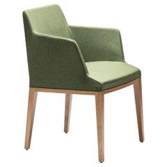 Bloom SP Green Chair by Dario Delpin