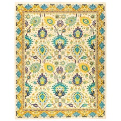 Blossom, Eclectic Area Rug
