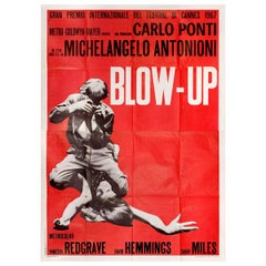 Blow-Up '1966' Poster