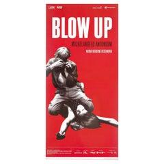 """Blow-Up"" R2017 Italian Locandina Film Poster"