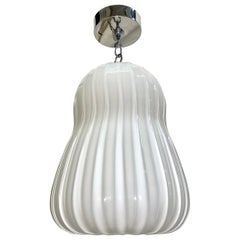 Blown Murano Glass Murano Light Fixture