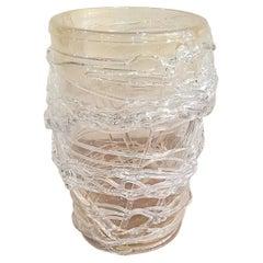 Blown Murano Glass Vase