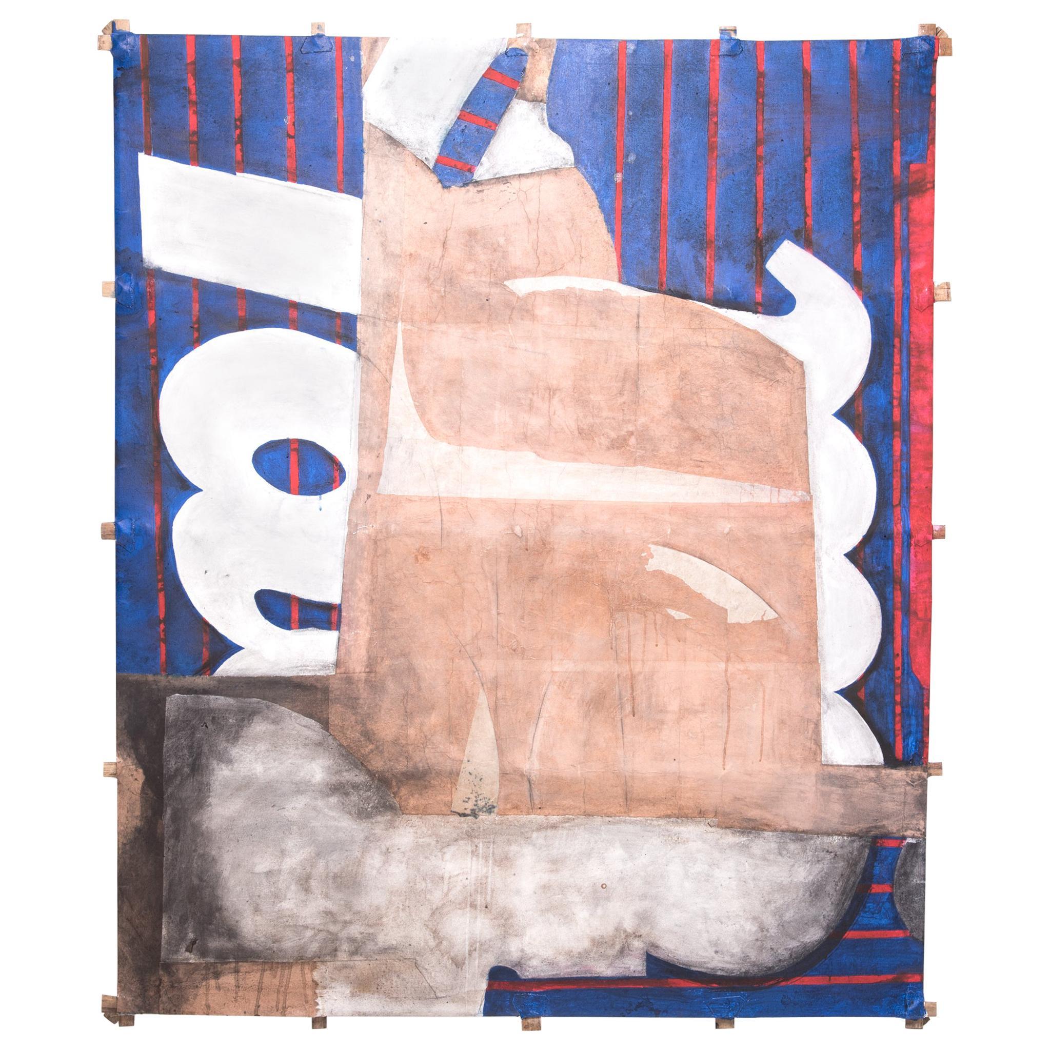 """Blu"" Kite by Michael Thompson"