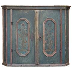 1750 Sideboard Credenza - Blu Painted