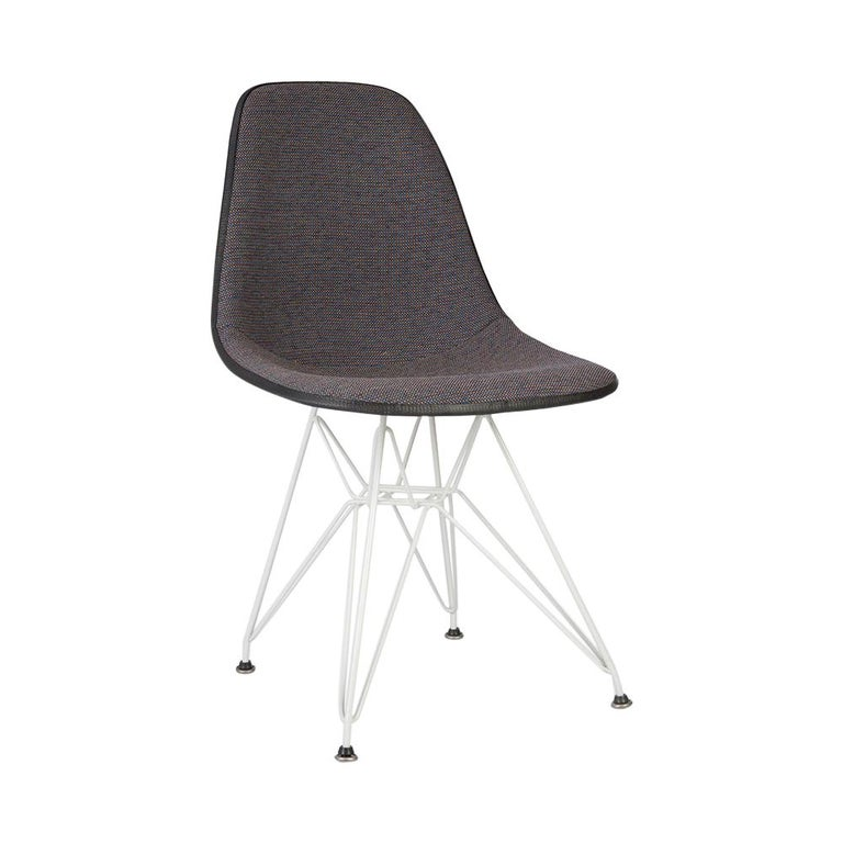 Miraculous Blue And White Herman Miller Eames White Dsr Dining Side Chair Ocoug Best Dining Table And Chair Ideas Images Ocougorg
