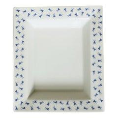Blue and White Meissen Dish