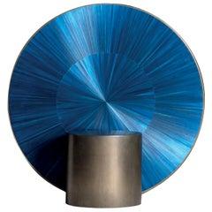 Blue Aurae Throne by Marco Sorrentino