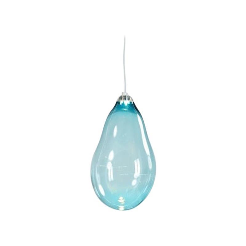 Blue Bubble Pendant Light by Alex de Witte