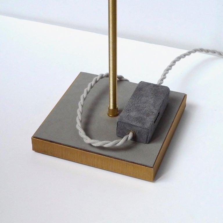 Blue Charme Floor Lamp, Sander Bottinga For Sale 3