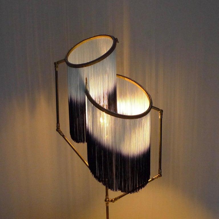 Blue Charme Floor Lamp, Sander Bottinga In New Condition For Sale In Collonge Bellerive, Geneve, CH