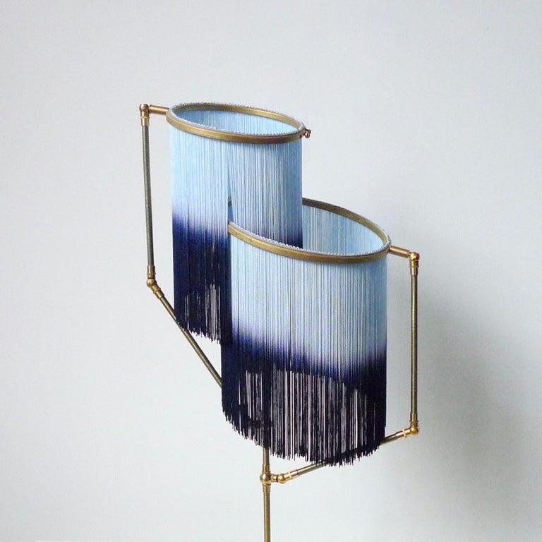 Contemporary Blue Charme Floor Lamp, Sander Bottinga For Sale