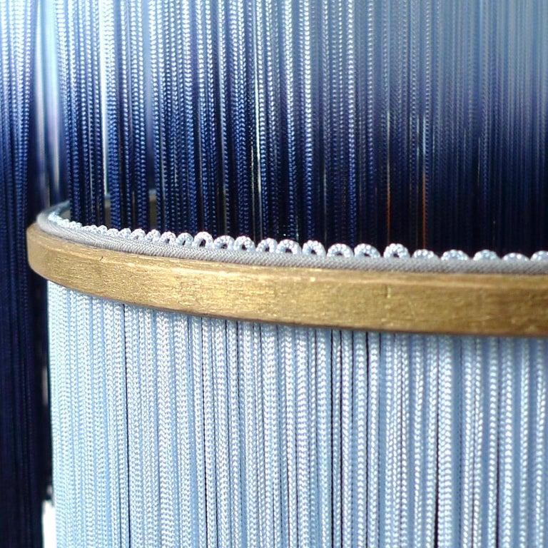Blue Charme Floor Lamp, Sander Bottinga For Sale 2