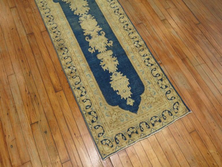 Blue Persian Runner For Sale 3