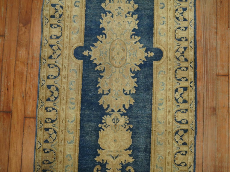 Blue Persian Runner 4