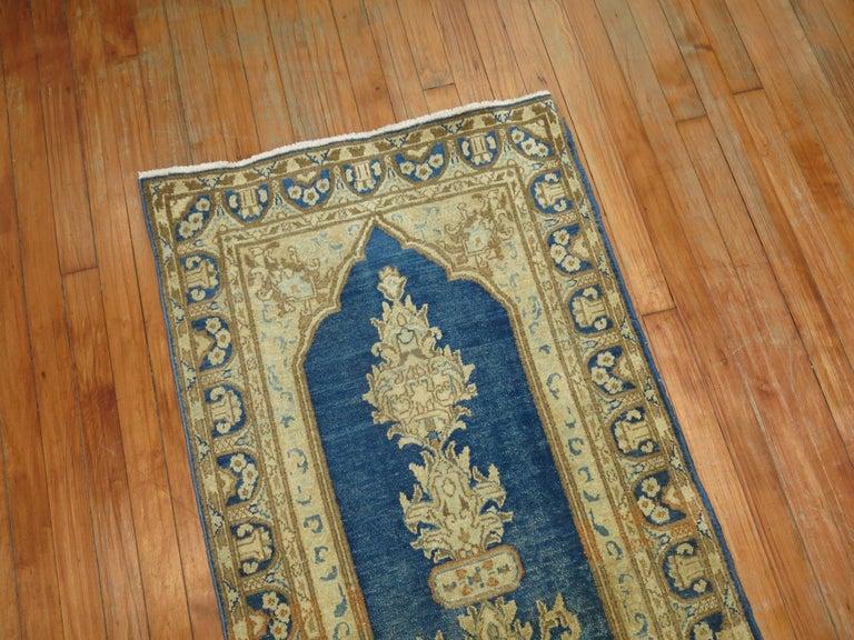 Blue Persian Runner 5