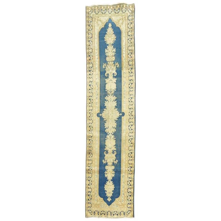 Blue Persian Runner For Sale