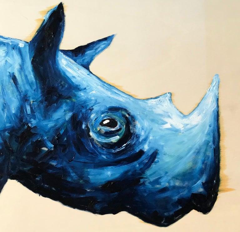 Italian Blue Rhinoceros For Sale