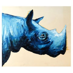 Blue Rhinoceros