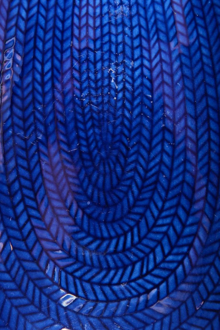 Blue Rörstrand Bowl 1950s For Sale 1