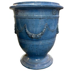 Blue Roy Soleil Vases