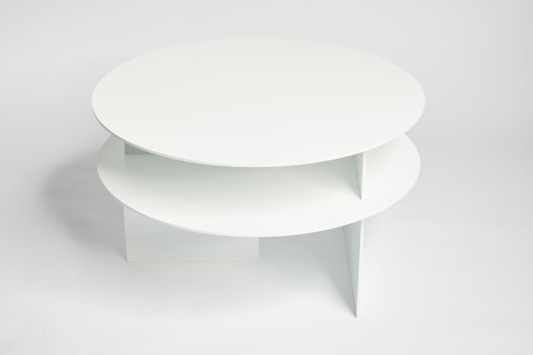 Blue Sanora Coffee Table by Ben Barber Studio For Sale 7