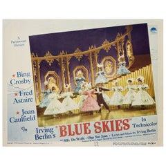 Blue Skies 1946 U.S. Scene Card