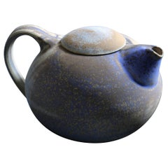 Blue Teapot, Ingrid Van Munster