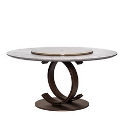 Bluemoon Round Dining Table