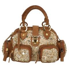 Blumarine  Women   Handbags  Camel Color Leather