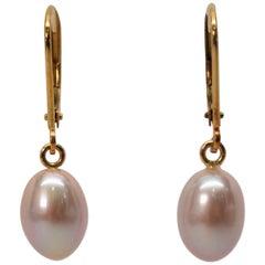 d60820d0e Blush Oval Akoya Pearl Drop Earrings. HomeJewellery & WatchesEarringsStud  Earrings. Solid Silver Akoya Pearl Drop Earring Studs For Sale