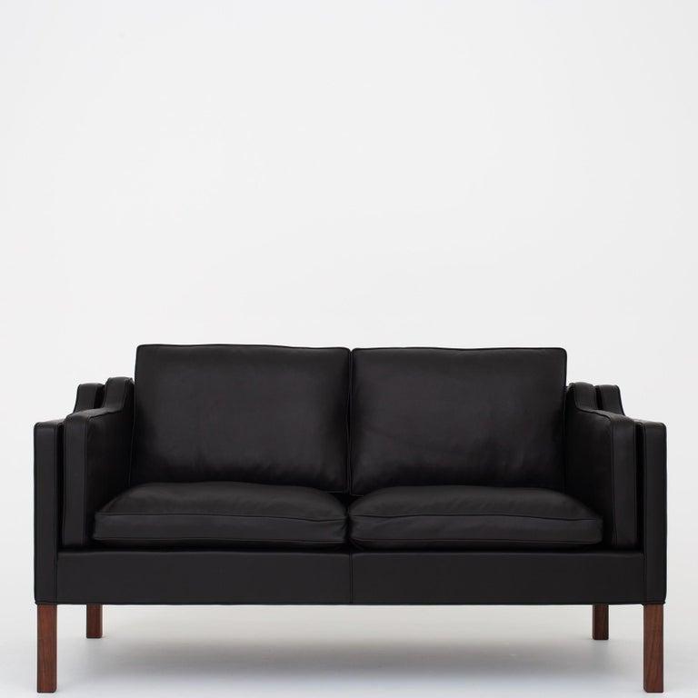 Walnut BM 2212 by Børge Mogensen For Sale