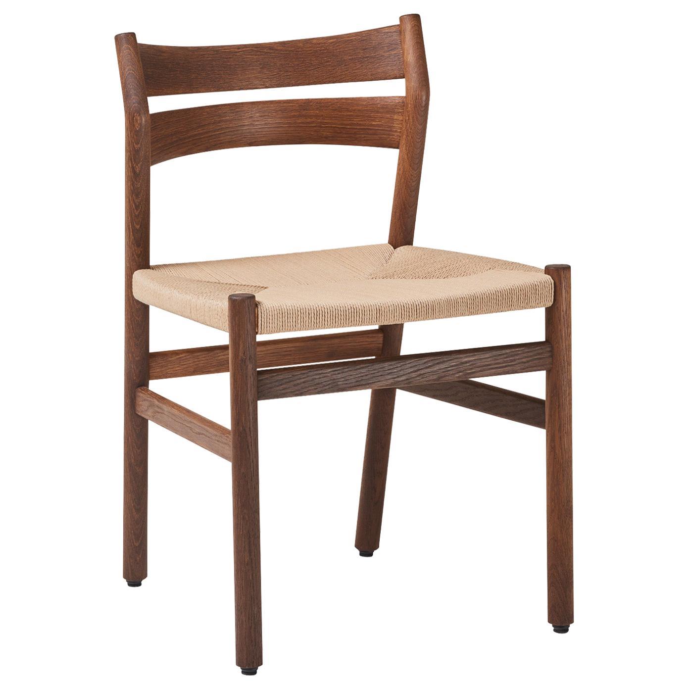 BM1 Chair by Borge Mogensen - Smoked Oak