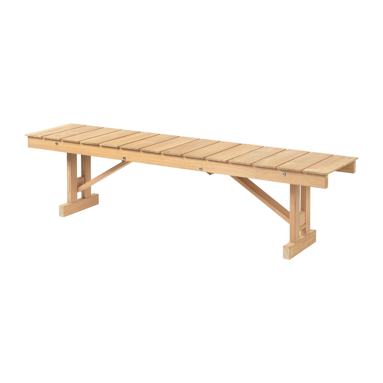 BM1871 Teak Outdoor Bench by Børge Mogensen