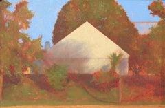 White Tent Landscape