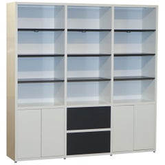 Bo Concepts Copenhagen Wall System Freestanding Bookcase Cupboard