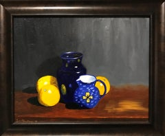 Oil on Canvas -- Elsie's Pitcher