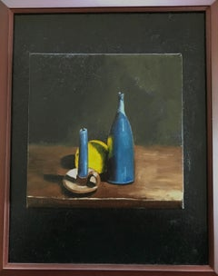 Oil on Canvas -- Irish Russian Poetry