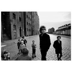 Bob Dylan, Liverpool, England, 1966, Barry Feinstein Archival Pigment Photograph
