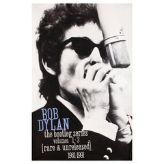 "'Bob Dylan The Bootleg Series"" 1961-1991-1991 U.S. Poster"