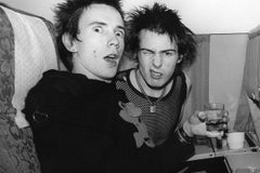 Sex Pistols (Johnny Rotten and Sid Vicious)