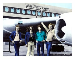 Led Zepplin, NYC