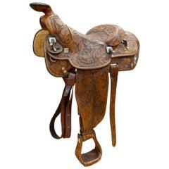 Bob McCrae Parade Saddle